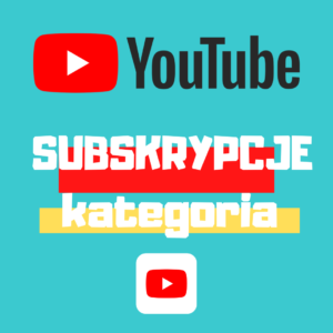 Subskrypcje na Youtube