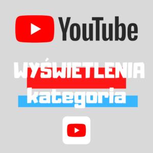 Wyświetlenia na Youtube